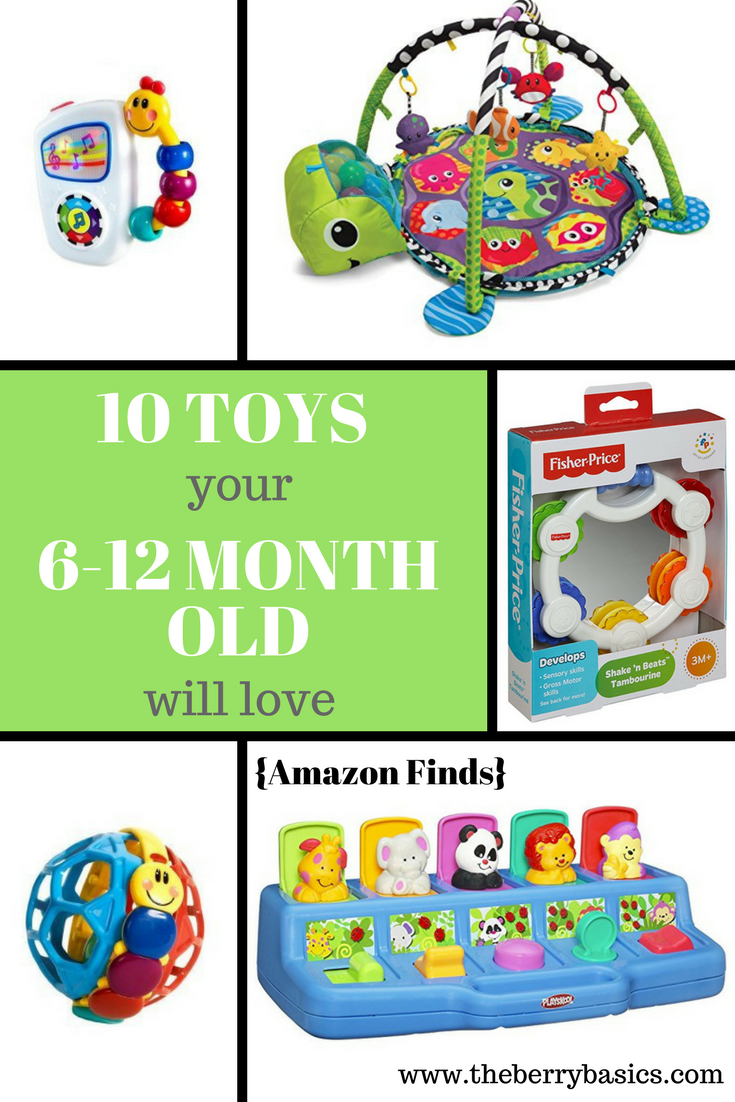 Top 10 Toys For Babies 6 12 Months Wow Blog