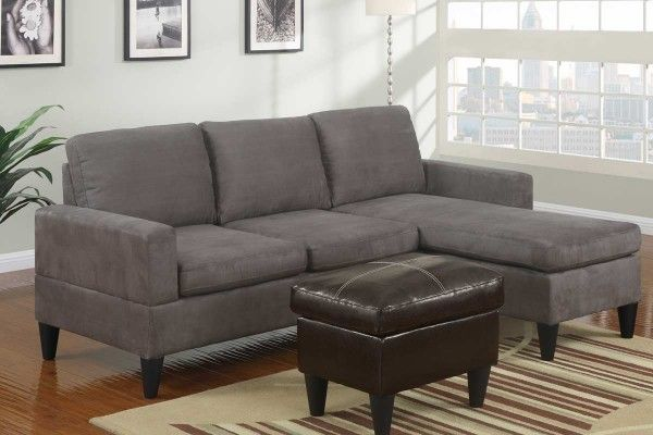 Compact Sectional Sofa   Orange County Furniture Warehouse, F7281