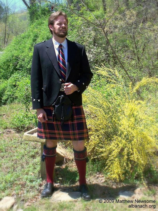 Traditional Highland Civilian Dress A Definition and