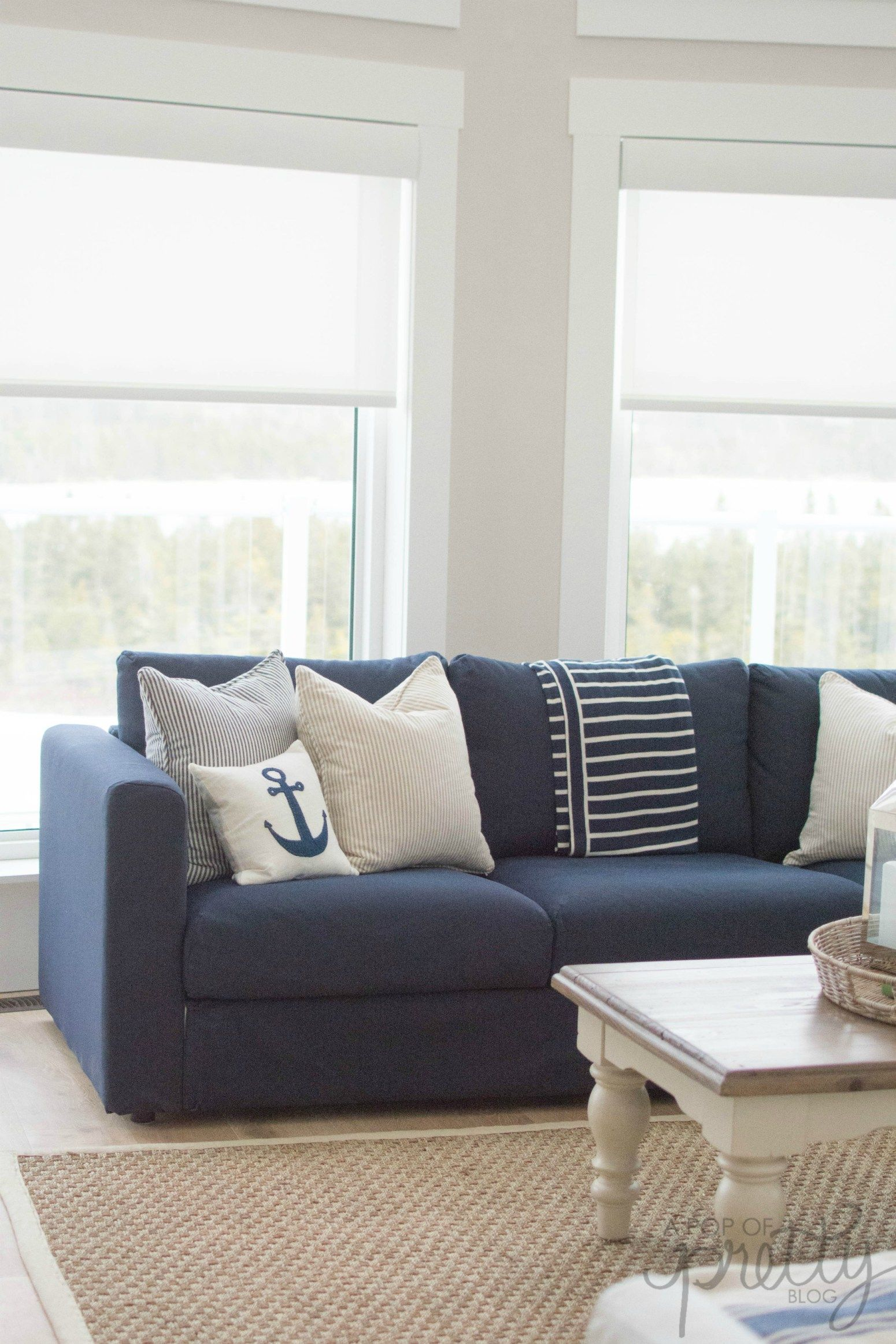 Ikea Vimle Sofa Review Everything To Know Blue Living Room