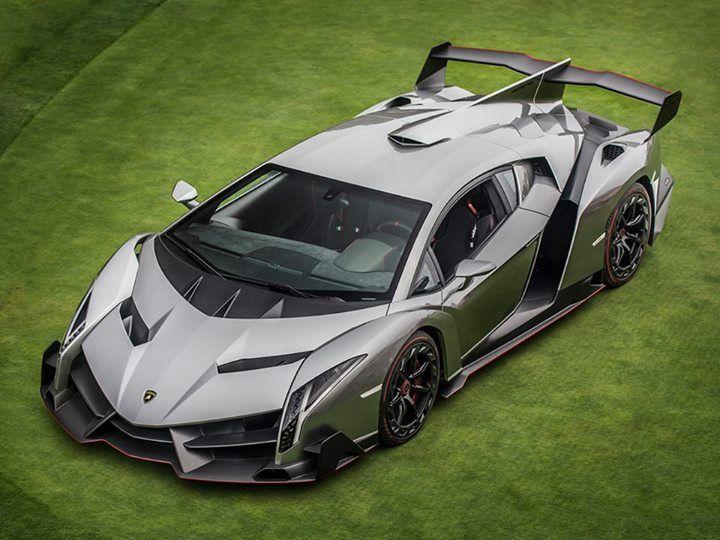 A Lamborghini Veneno For A Bad Bad Xss Car That The Rob Report