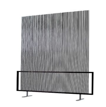 Spaghetti Wall, room divider concept, dividing space, space divider
