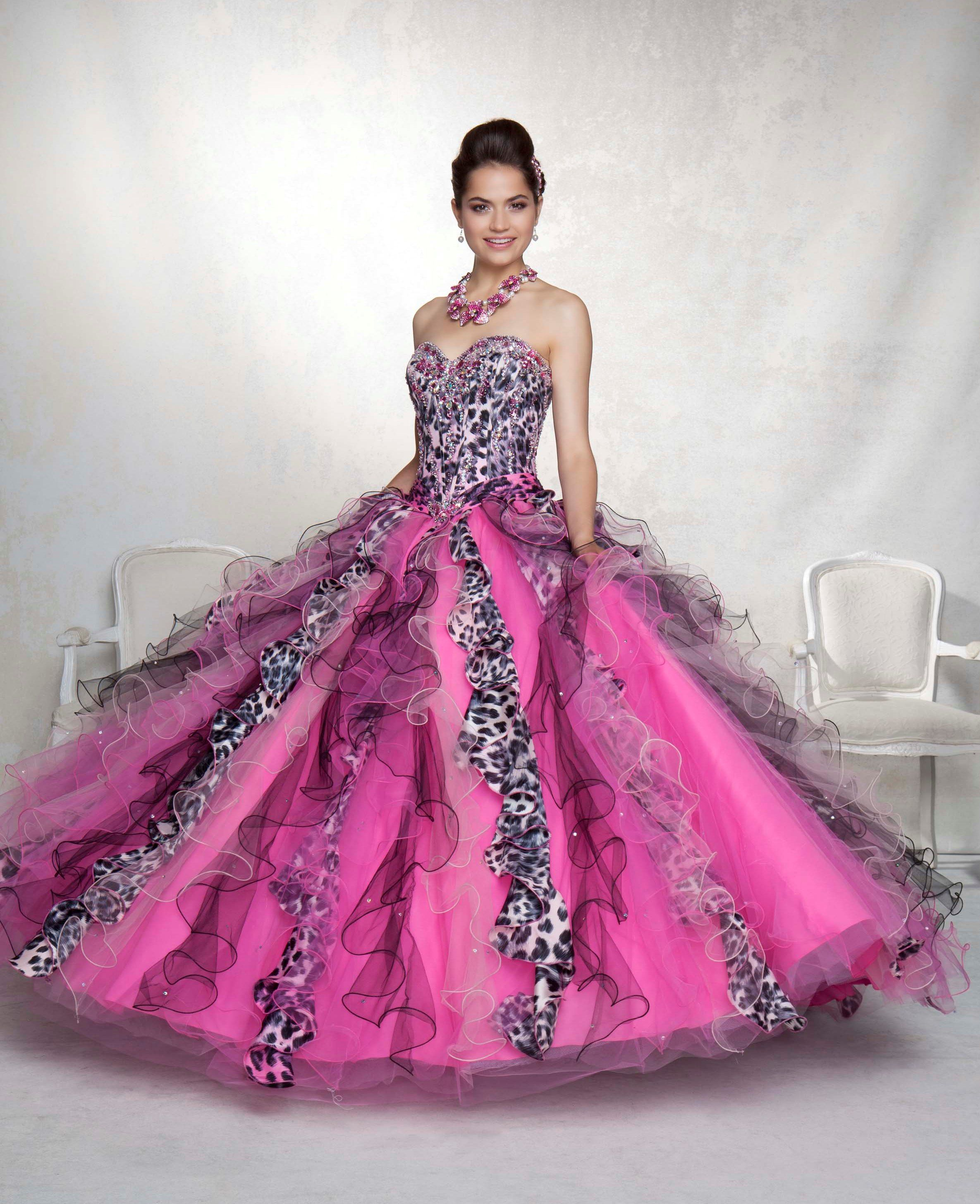 unique outfits for women | Quinceanera dresses and gowns from the ...