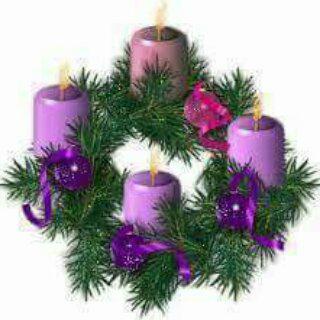 Adventus Tuhan Datang Lilin Natal Lilin Tuhan