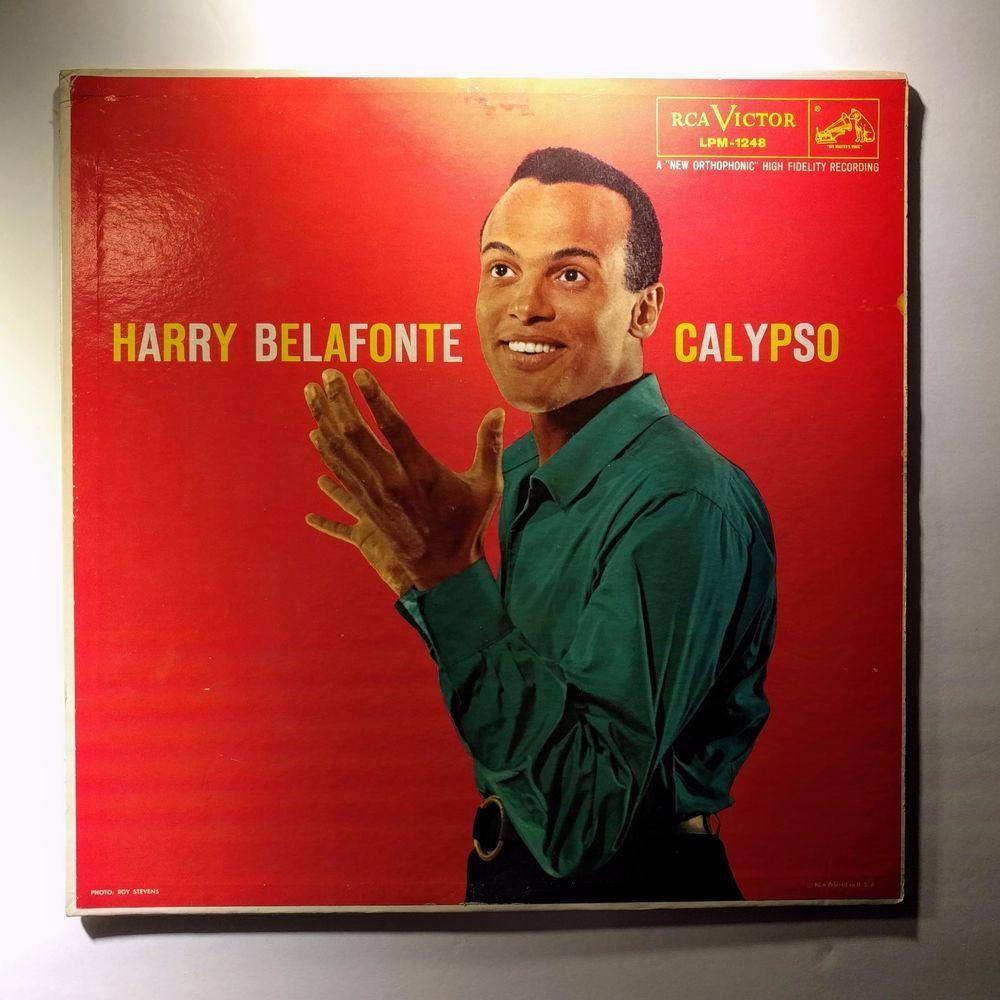 harry belafonte vinyl