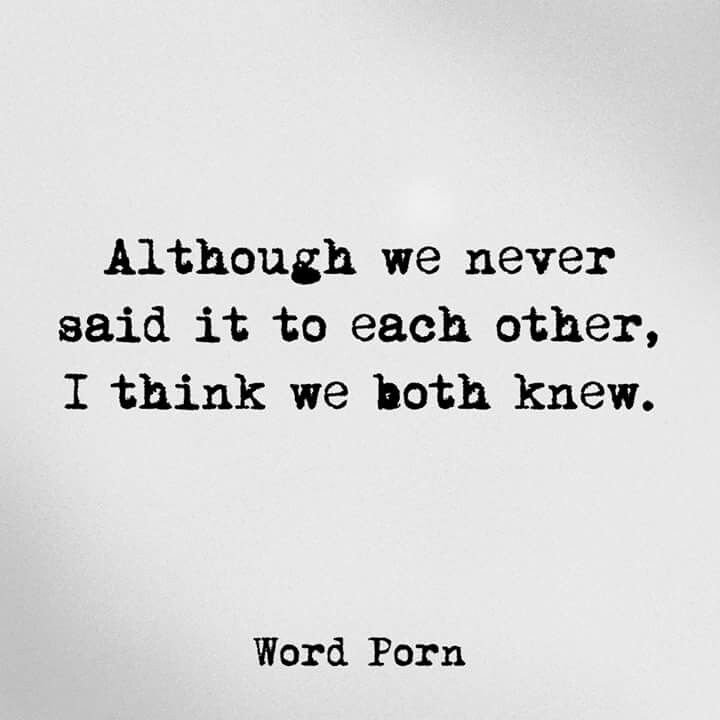 Some Things Are Better Left Unsaid Relationships Quotes Poetry