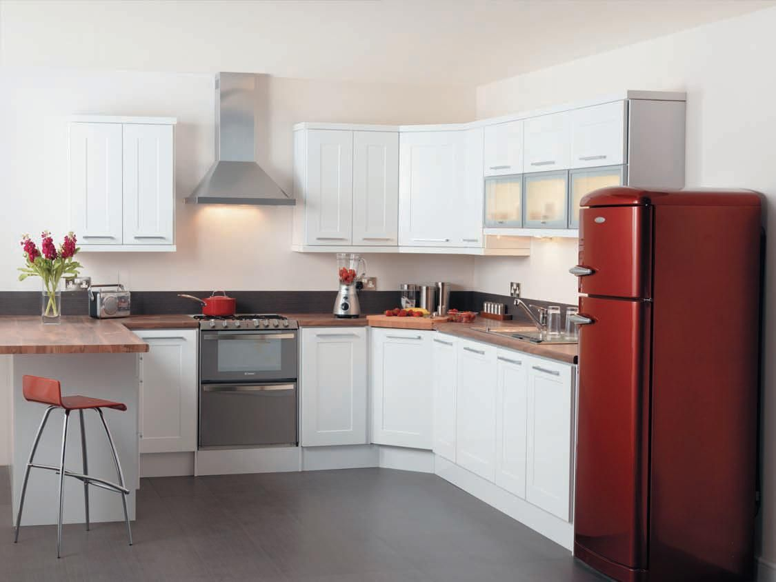 Retro Style Kitchen Retro Style With Gorenje Latest Trends In Home