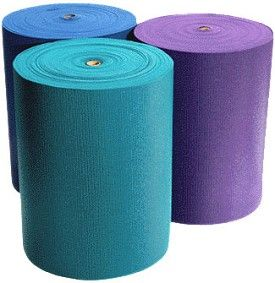 Yoga Accessories 1 4 Extra Thick Deluxe Yoga Mat Roll 105 Feet Yoga Accessories Extra Thick Yoga Mat Thick Yoga Mats