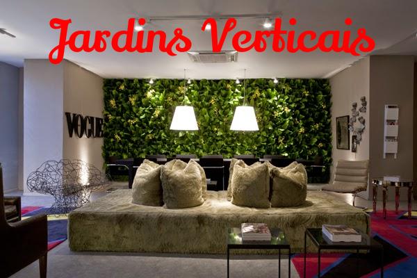 Bela Decor: Jardim Vertical na decoração de interiores
