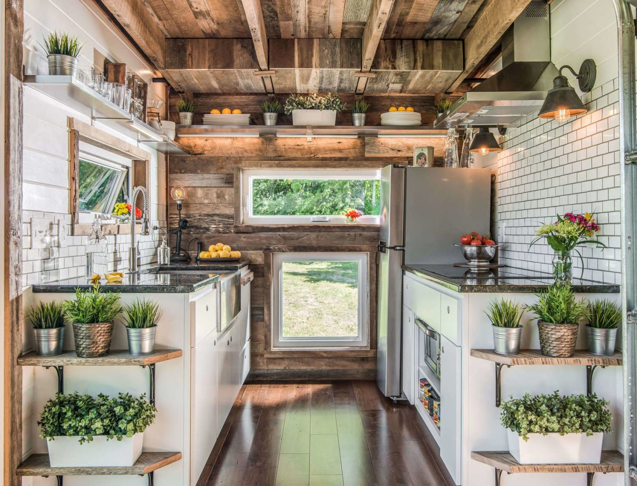 This Is the Most Luxurious Tiny House We've Ever Seen   Alpha tiny ...