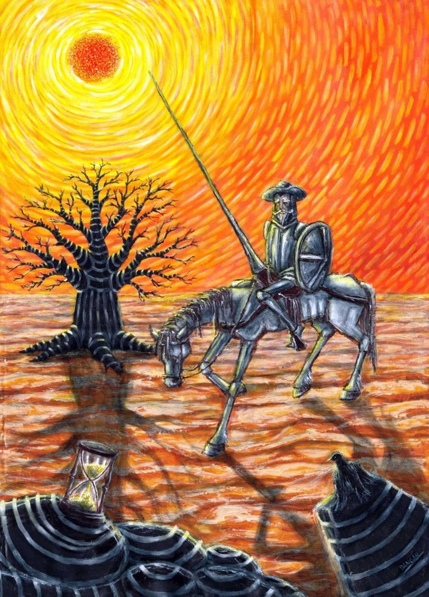 El Quijote -Don Quijote