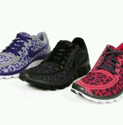 another chance a6e10 9bafd Nike Free 5 0 V4 Leopard Cheetah Pink 7 5 | eBay | LOVE NIKE ...