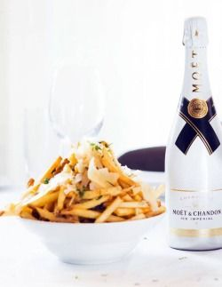 moet and fries