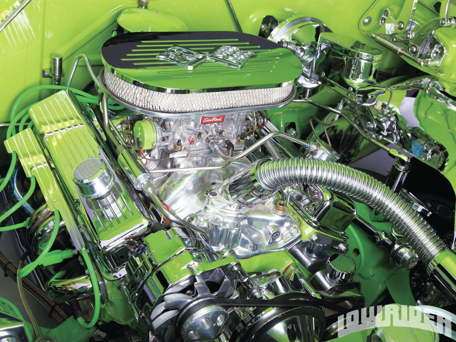 blue spark plug wires custom engines - Google Search | Car Engines ...