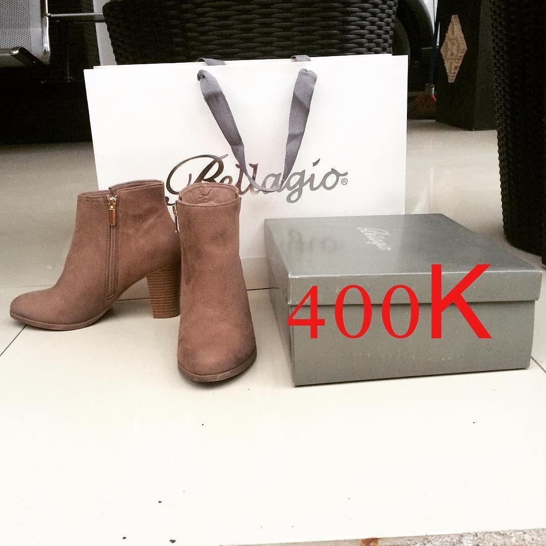 Sepatu Bellagio Size 38 New bahan suede nyaman adem warna netral Dibeliin  suami tp kekecilan Harga 4132e45696