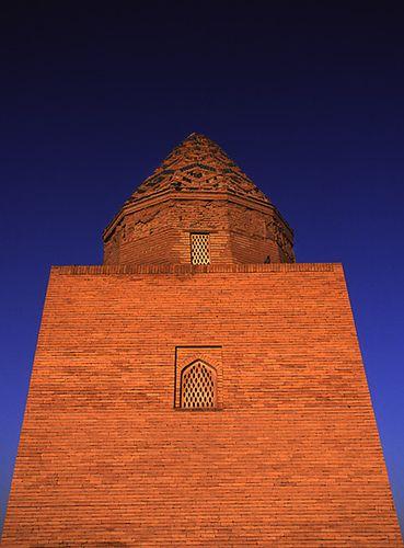 Mausoleum, Konya Urgench, Turkmenistan