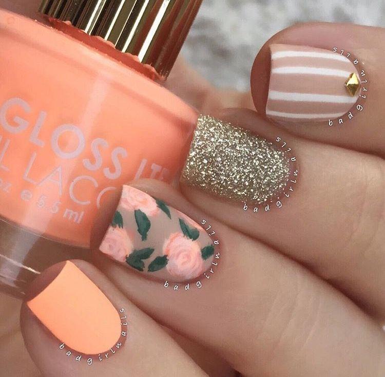 Pin by Megan on Nails | Pinterest | Nail nail