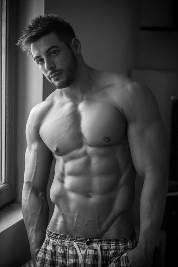 Shaved pubes jock athlete sports