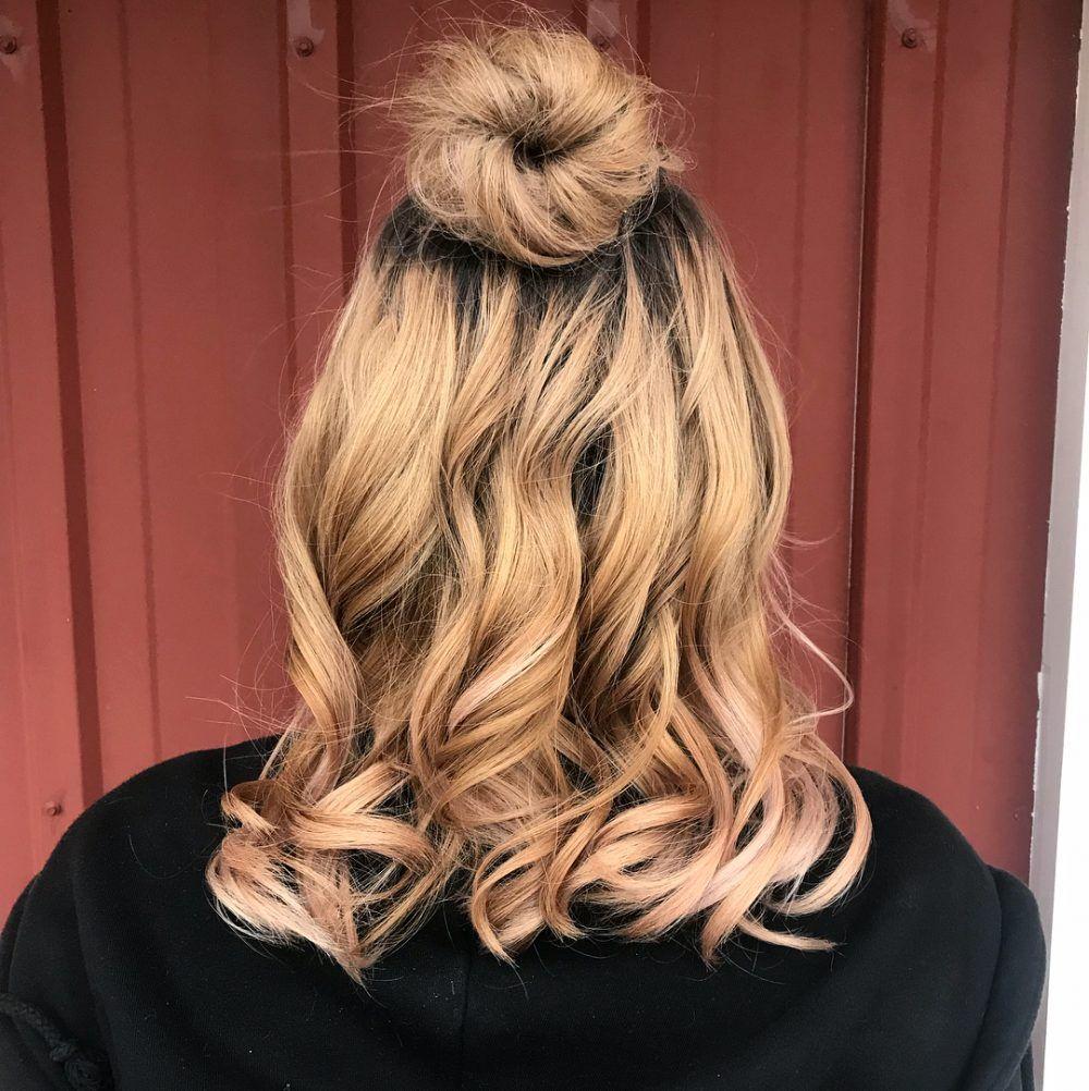 12 Cutest Prom Hairstyles for Medium Length Hair  Medium length