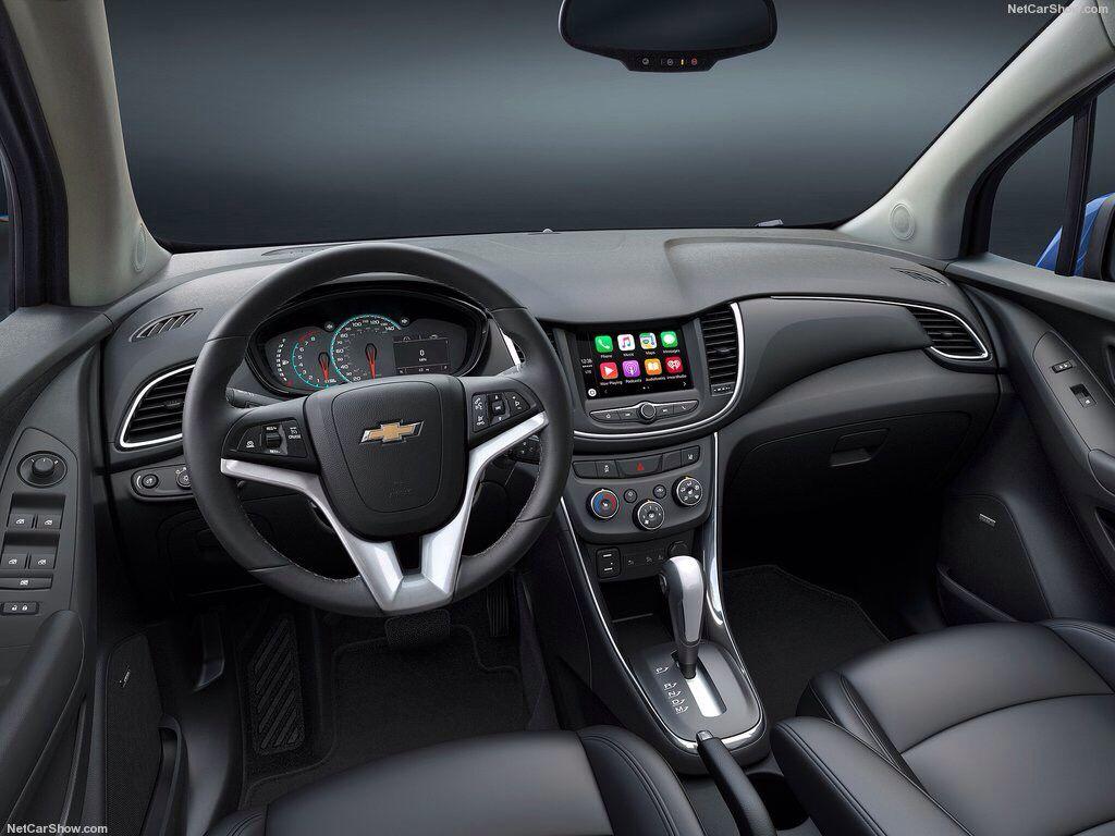 2017 Chevrolet Trax Véhicule utilitaire, Véhicule