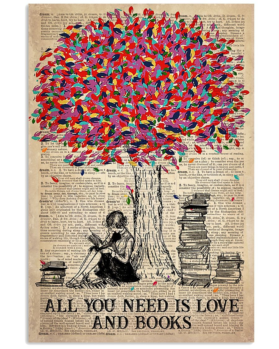 Book All You Need Is Love 11x17 Poster In 2020 Book Posters Love Posters All You Need Is Love