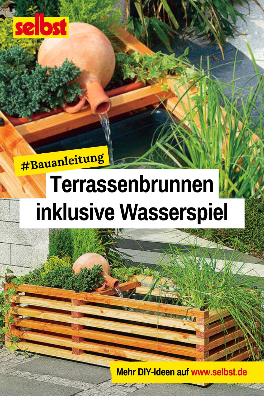 Gartenteich mal anders – Alternative für kleine Gärten