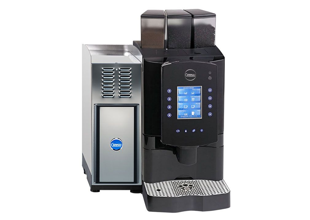 Carimali solartouch beantocup coffee machine tchibo