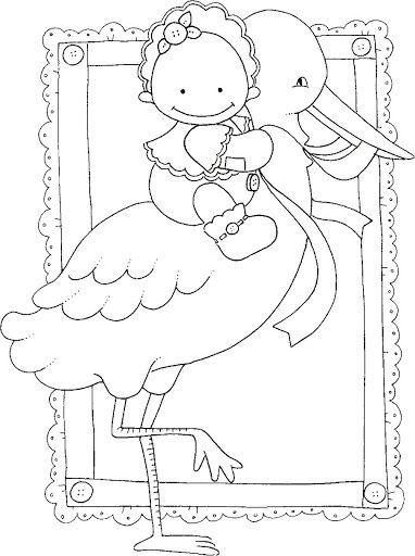 Dibujos y Plantillas para imprimir: Babyshower | BEBES | Pinterest ...