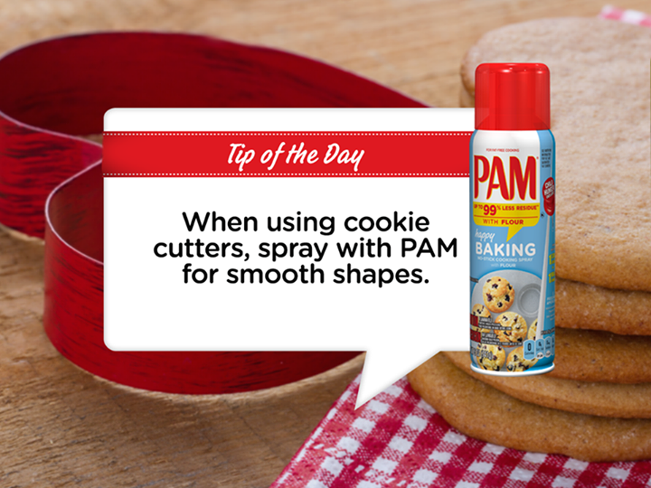 Pam Cooking Spray Have You Ever Tried This Tip Pam Can Make Baking With The Kids Even Easier Pam Cooking Spray Cooking Sprays Cooking Kitchen