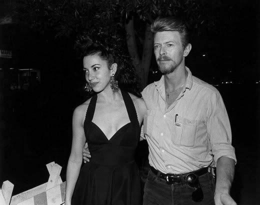 bowie and melissa hurley