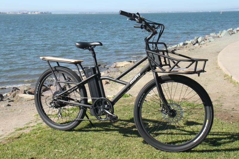 sherpa a utility cargo e bike from motiv electric bikes. Black Bedroom Furniture Sets. Home Design Ideas