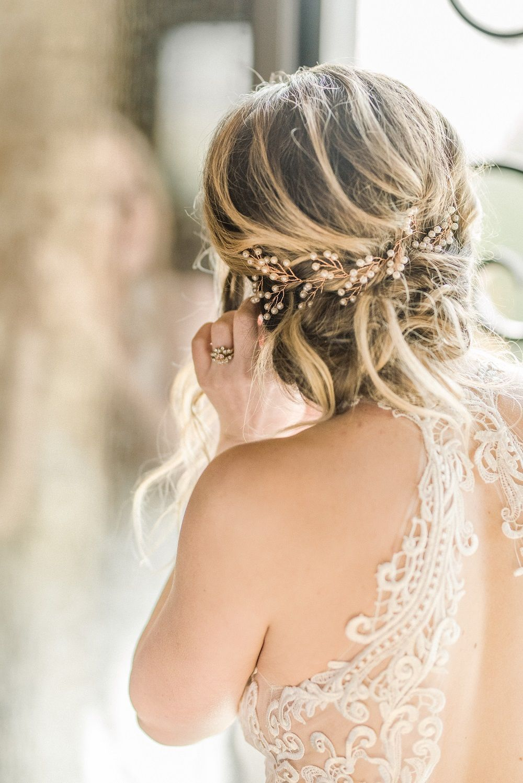 Mckinney Reception Halls Springs Venue Boho Chic Hairstyles Elegant Wedding Hair Boho Chic Wedding