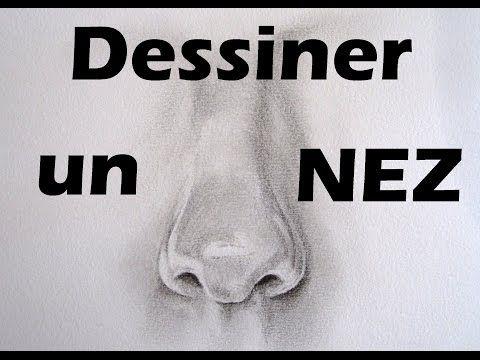 Tutoriel Dessiner Un Nez Realiste Dessins Pinterest Realiste