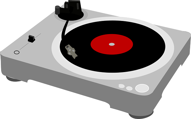 Photo By Clker Free Vector Images Pixabay Turntable Recordplayer Music Deejay Spinning Vinyl Vi Turntable Record Player Recorder Music Record Player