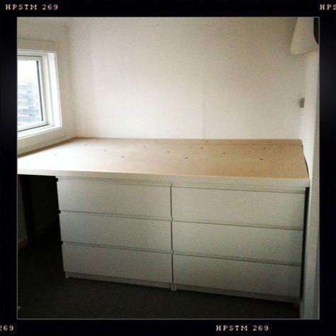 pin von serap akay auf diy schlafzimmer bett und schlafzimmer ideen. Black Bedroom Furniture Sets. Home Design Ideas