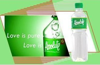 Slogan Of Absolute Dish Soap Bottle Soap Bottle