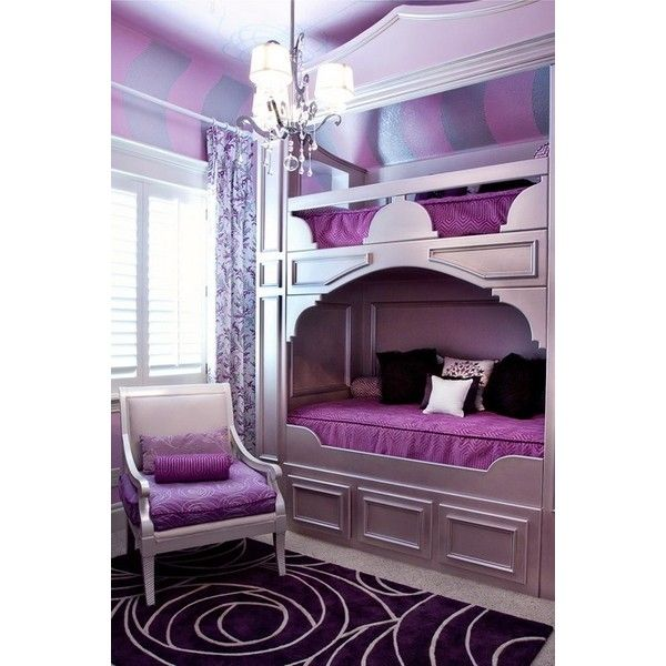 Bedroom Teenage Small Girls Room Purple Large Size: Cheap Bunk Beds With Stairs For Teenage Girls Bedroom
