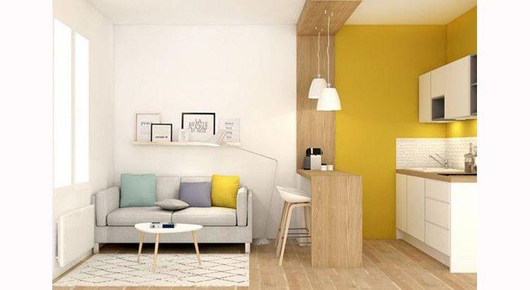 Studio : 20 astuces pour gagner de la place | Maison | Small ...