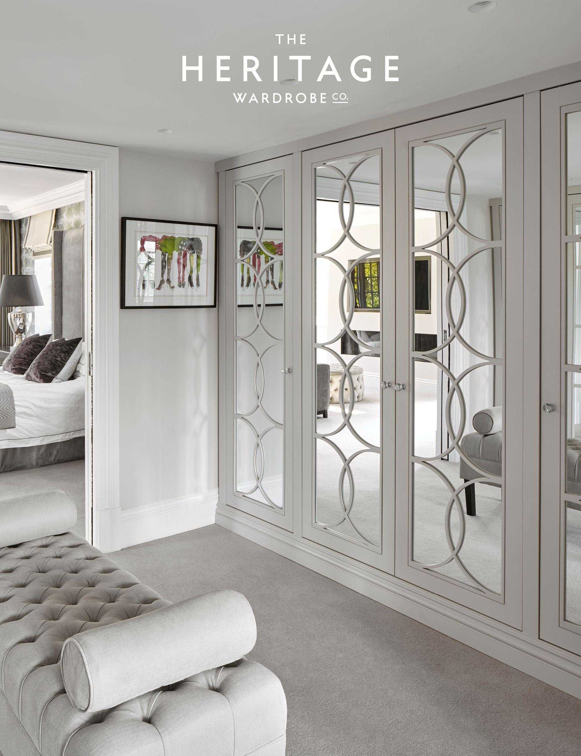 luxury bespoke wardrobes dressing rooms architecture. Black Bedroom Furniture Sets. Home Design Ideas