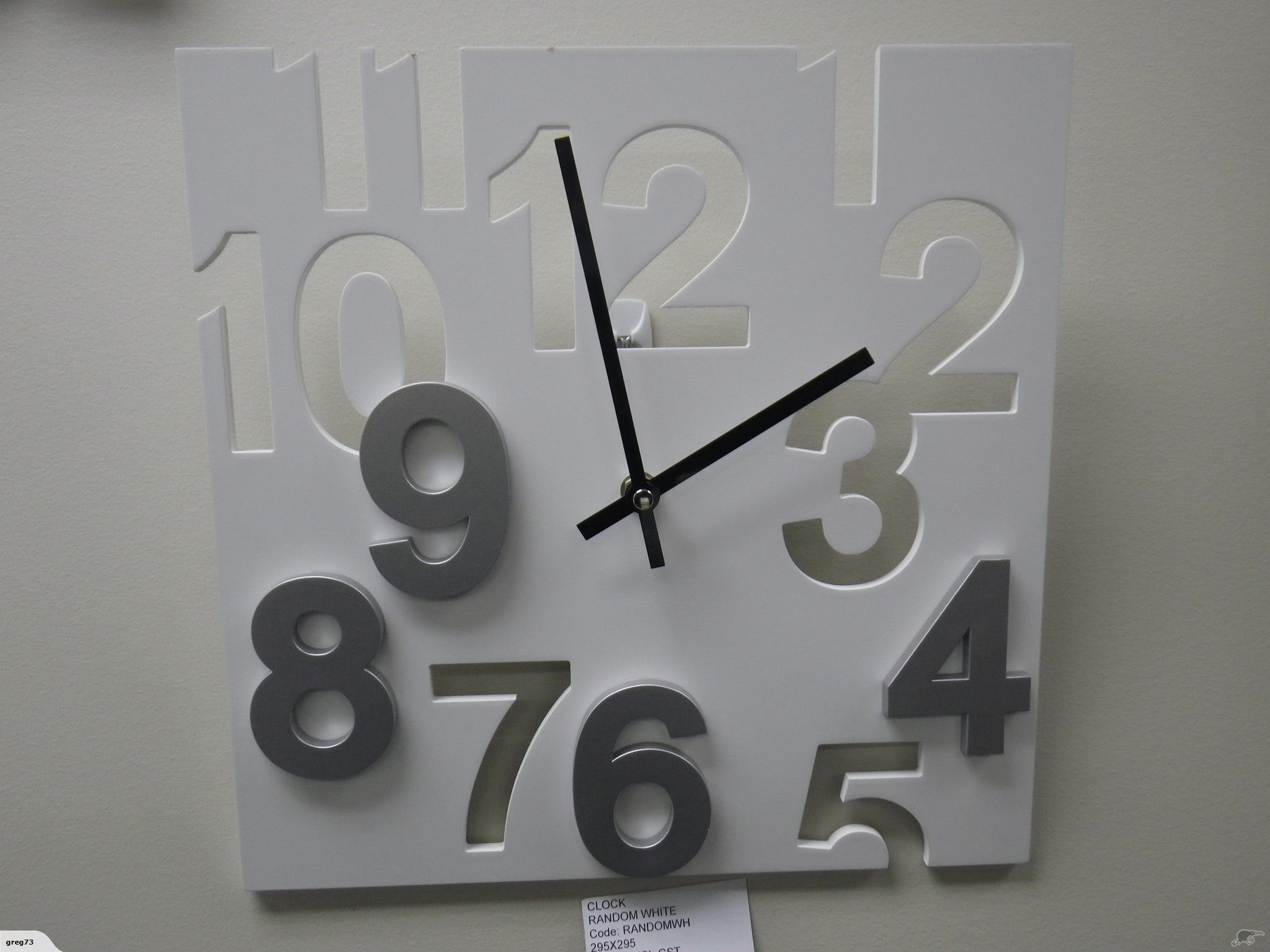 Wall Clock Random Style Clock Wall Clock Clock Design