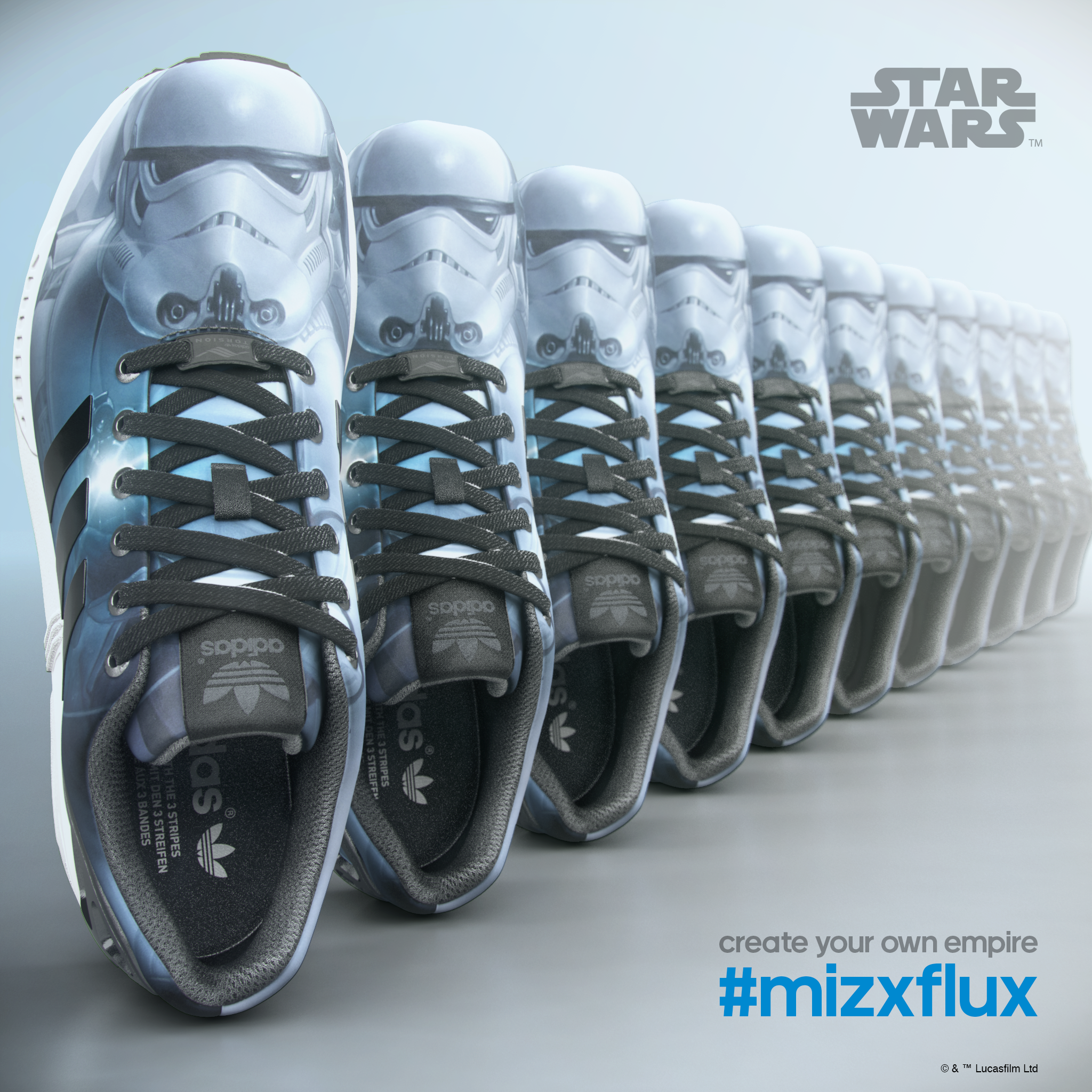 The Force is strong with this week's #kickoftheweek