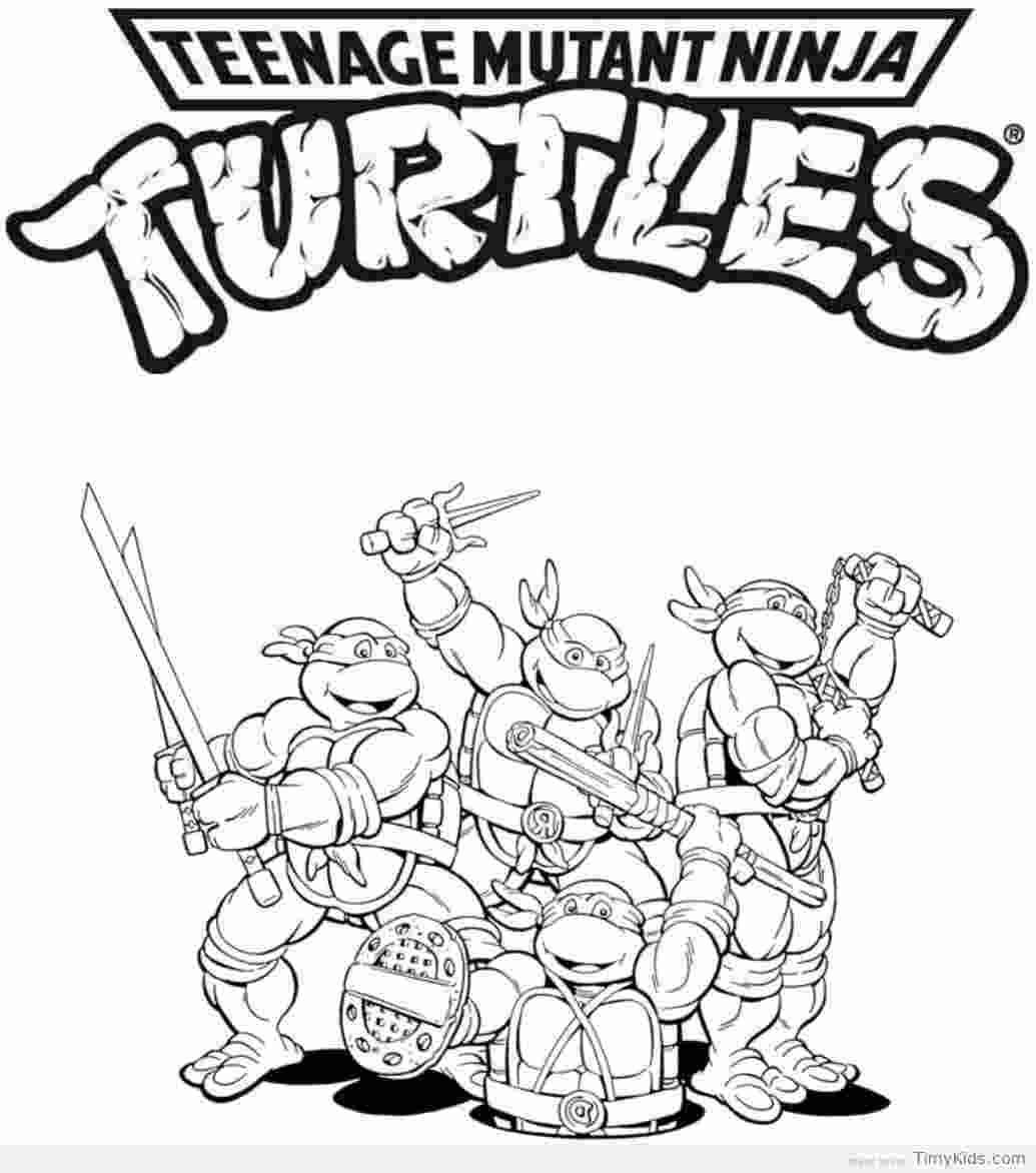 Simple Ninja Turtles Leonardo Coloring Pages In 2020 Ninja Turtle Coloring Pages Turtle Coloring Pages Free Coloring Pages