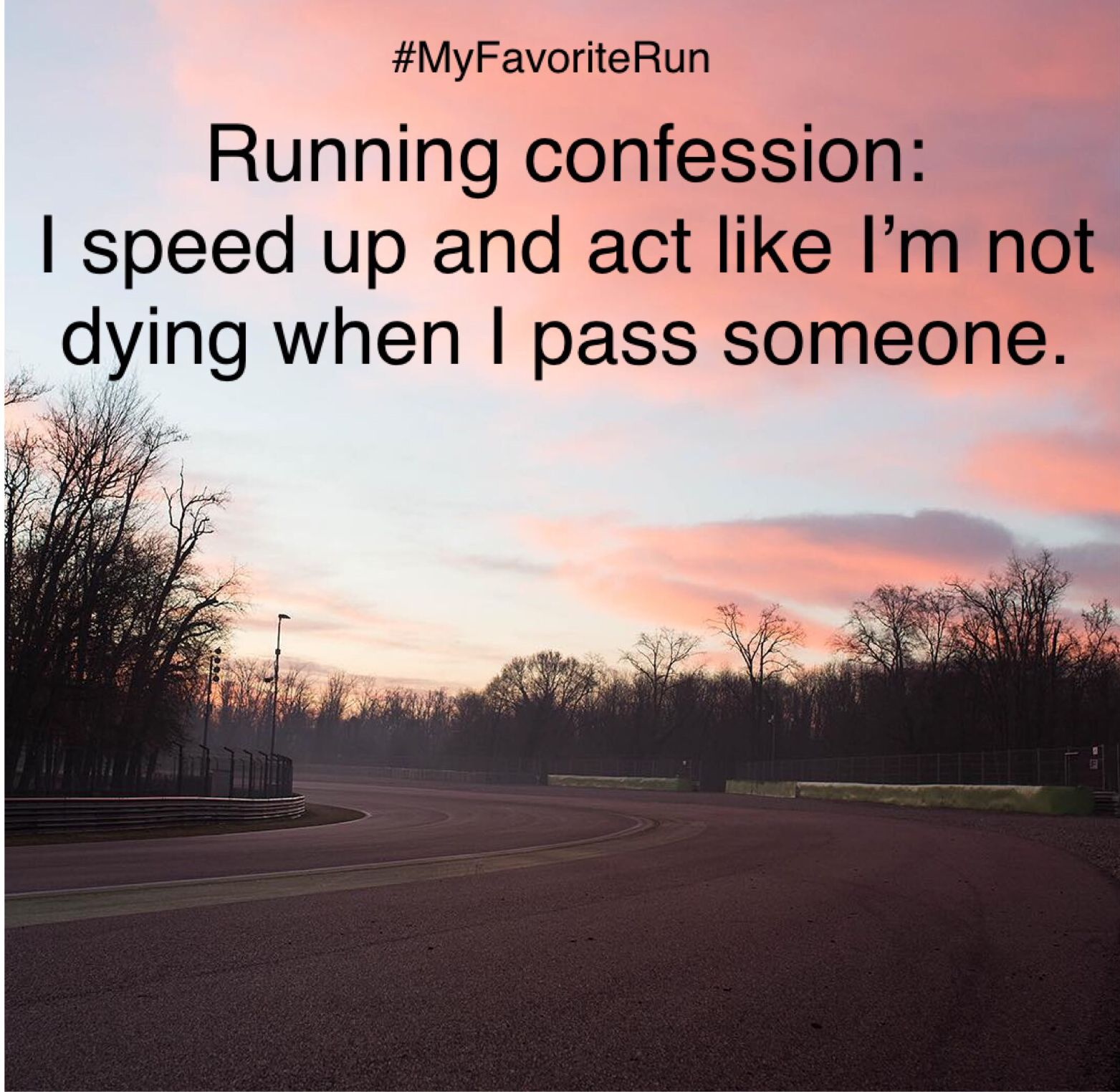 Photo of Running confession #17