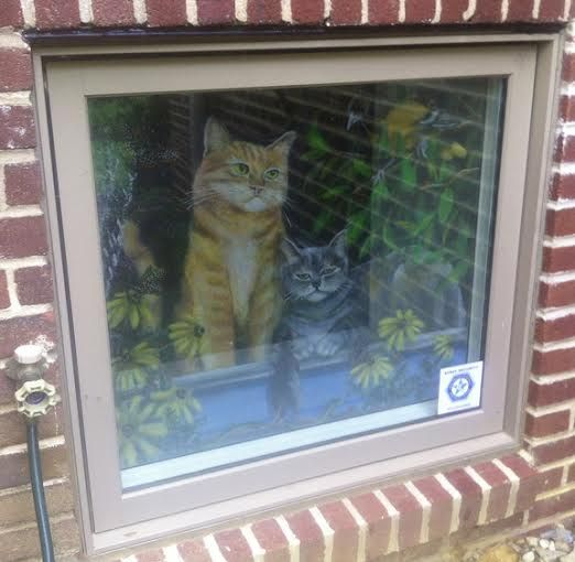 window screen painters welcome page screen painting recycled rh pinterest com basement window screen installation basement window screen installation