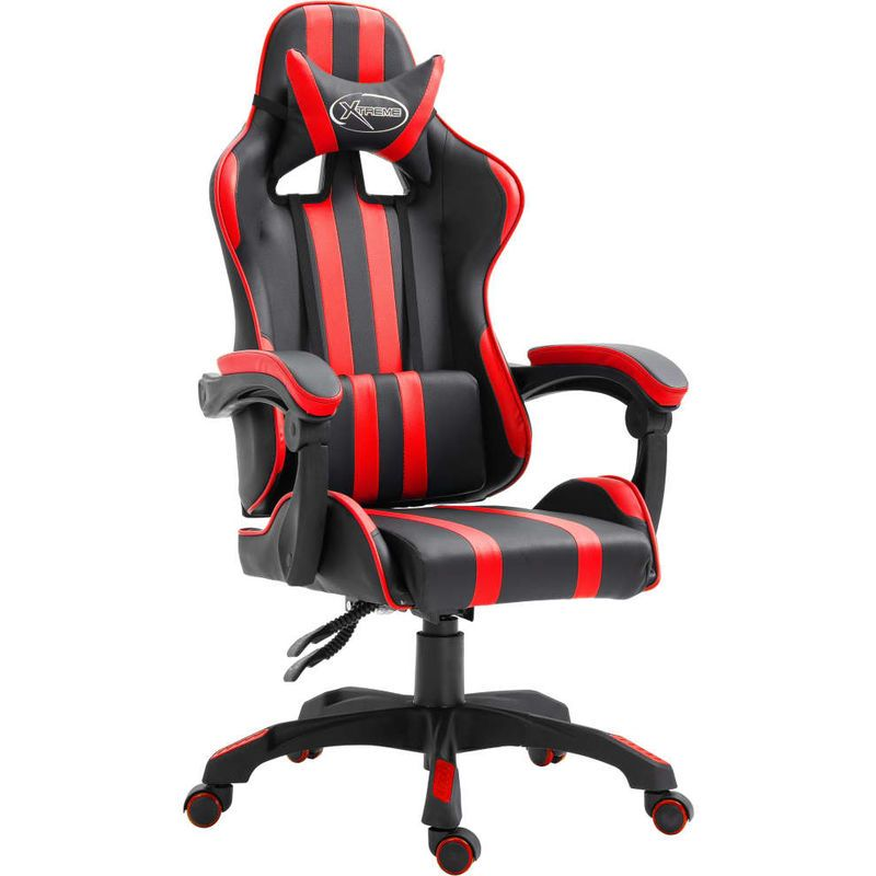 Chaise De Jeu Rouge Similicuir 20209 Gaming Chair Chair