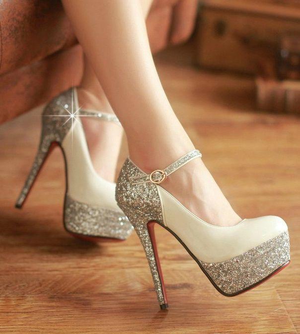 white heels myntra