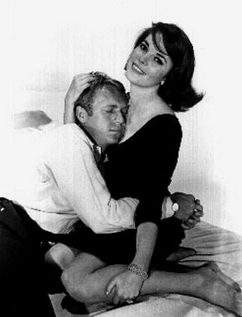 love with the proper stranger natalie wood and steve