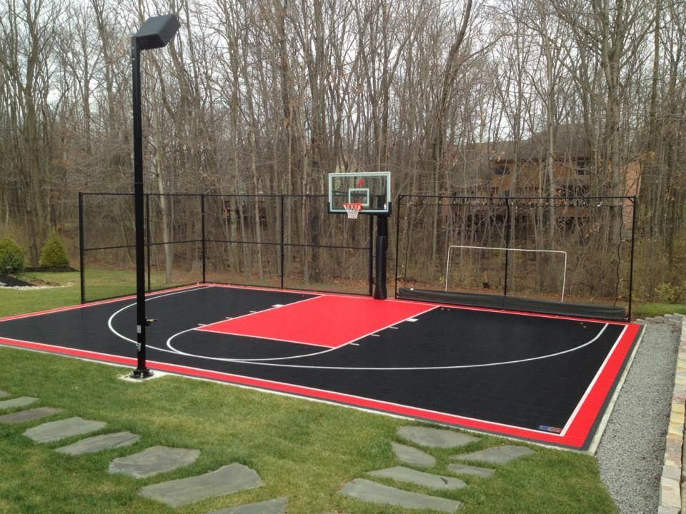 Pin by Sport Court Cincinnati / Home Gyms / Outdoor Courts on