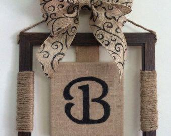 Last Name Monogram Door Hanger, Last Name Door Hanger, Custom Monogram Door Hanger, Personalized Door Hanger, Personalized Gift -  Wood Last Name Monogram Vine Oval Hanger by CustomDecorAndGifts Best Picture For  decorations inspi - #custom #DIYHomeandDecorations #diyhomecrafts #DIYPartyDecorations #DIYWindChimes #door #FrameCrafts #Gift #hanger #homedecorations #monogram #personalized