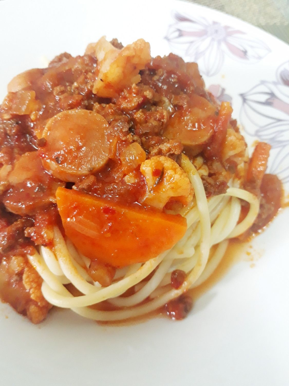Spaghetti Bolognese Simple Resepi Mudah Dan Ringkas Resep Spageti Makanan Resep